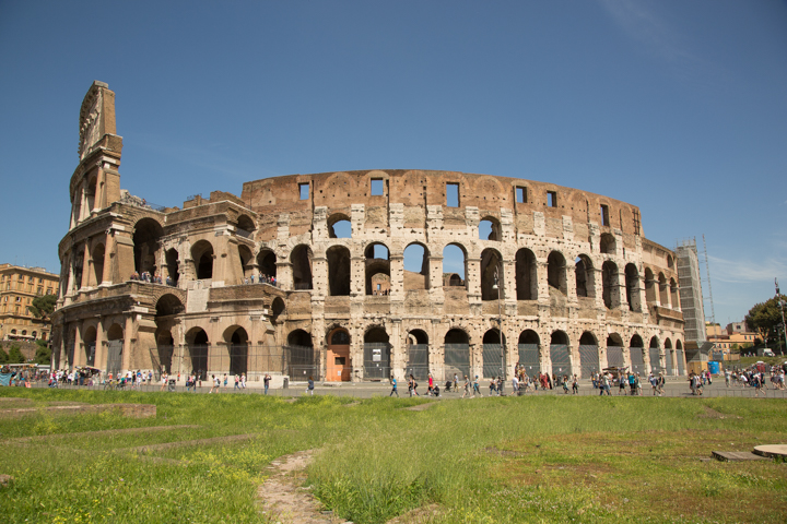 Toenemend aantal bezoekers Rome boekt excursies vooraf