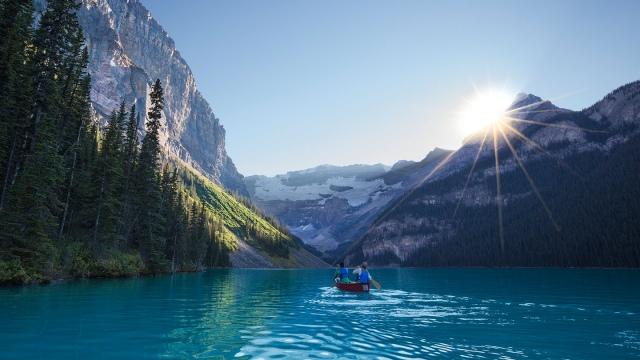 Canada is een heerlijke zomerbestemming