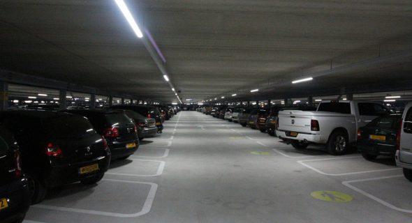 Parkeergarage P3 Schiphol