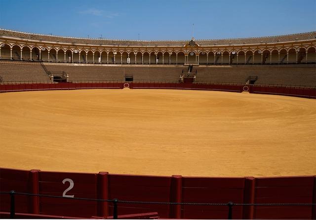Stierenvechten in Sevilla