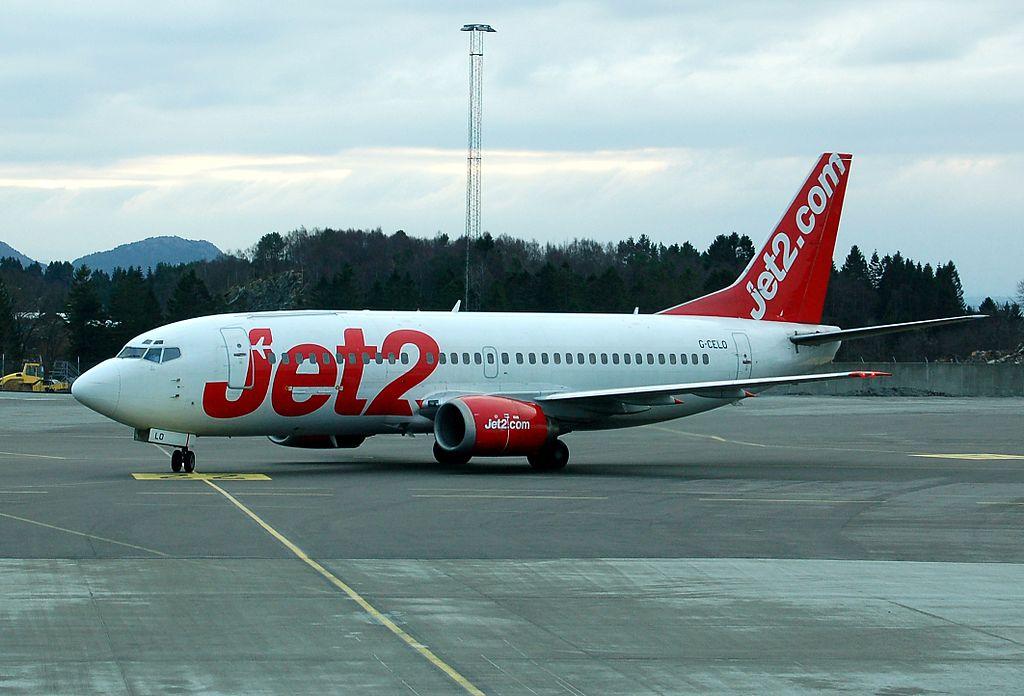 Jet2 legt vluchten naar feestbestemmingen droog