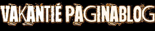Vakantie Paginablog • reis- en vakantienieuws