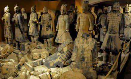 Het Terracottaleger in Luik