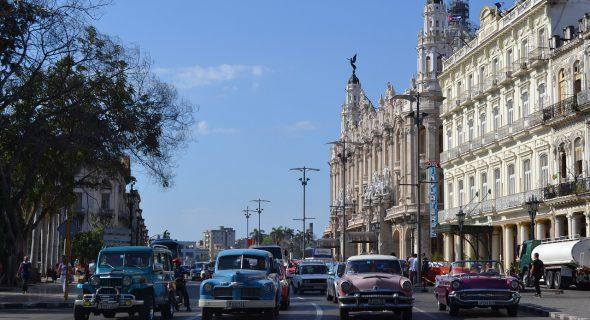 Cuba nieuwe trendbestemming