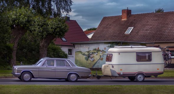 Is je caravan wel verzekerd?