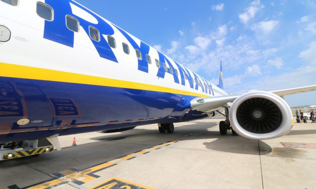 Daarom heeft een Ryanair toestel geen stoel zak