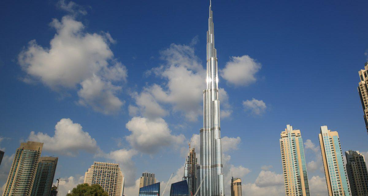 Burj Khalifa in feiten