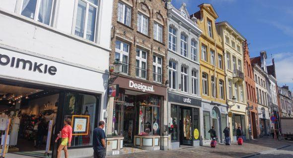 Winkelen in Brugge