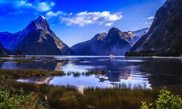 Rondreis Nieuw Zeeland