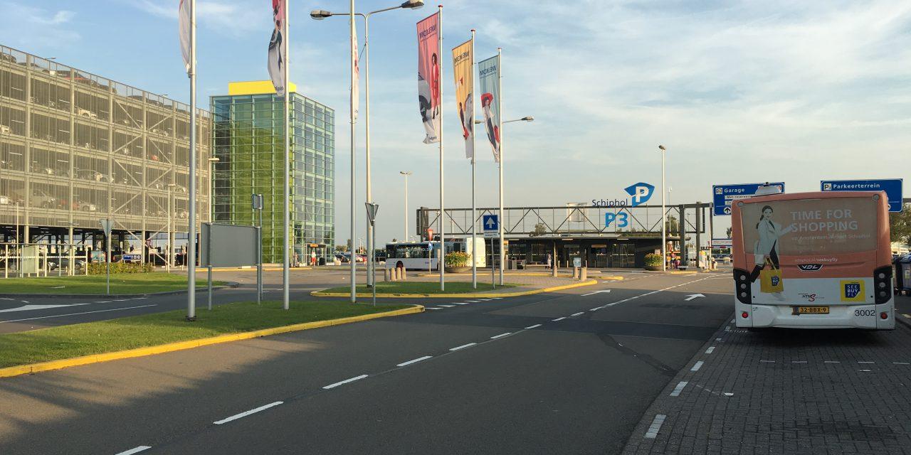 Valet Parking op Schiphol? Doe maar niet!