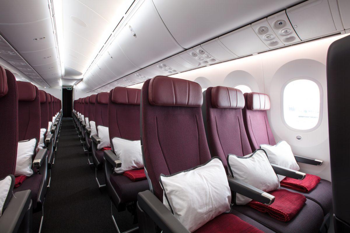 © Qantas - directe vlucht tussen Londen en Sydney