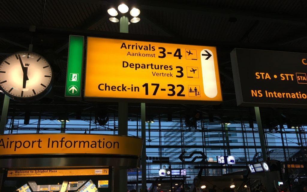 Beveiligers Schiphol staken niet!