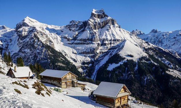 In 2020 op wintersport in Zwitserland met het vliegtuig