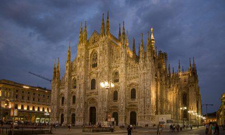 Dom van Milaan gesloten vanwege coronavirus