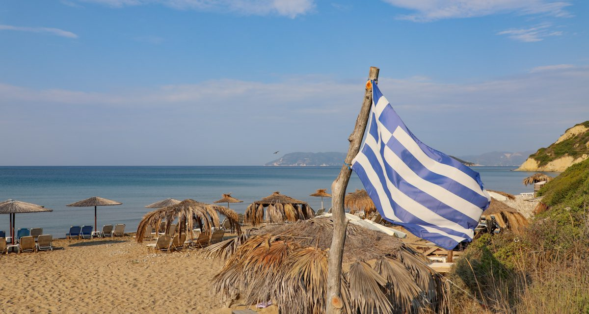 Toeristen weer welkom in Griekenland