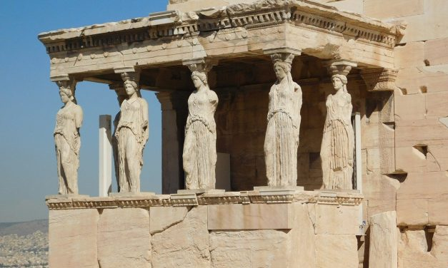 Griekenland opent archeologische vindplaatsen
