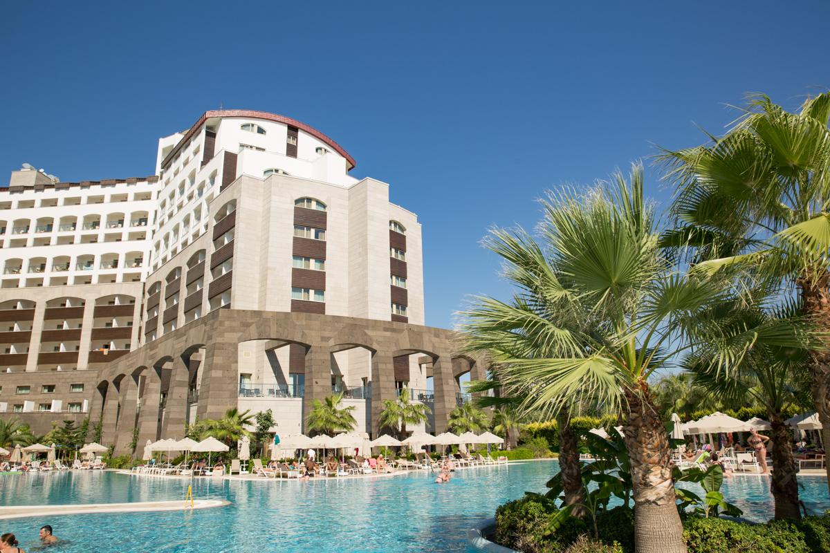 all-in hotel in Turkije