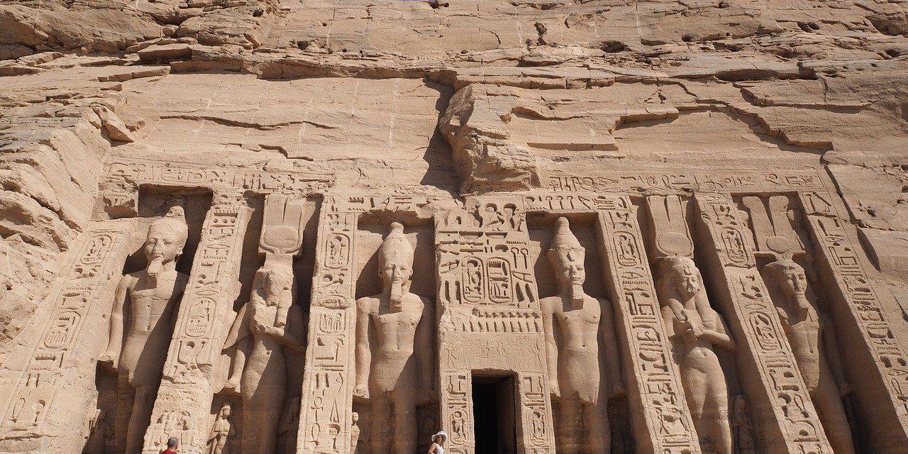 Bezienswaardigheden langs de Nijl