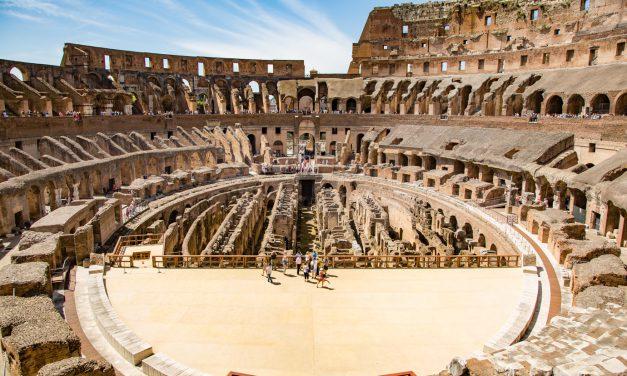 Het Colosseum is weer te bezoeken