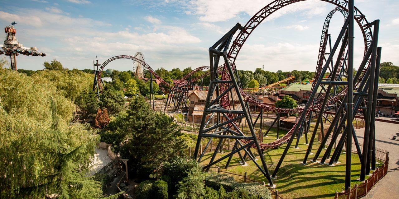 Meer dan 50% korting op attractiepark Slagharen