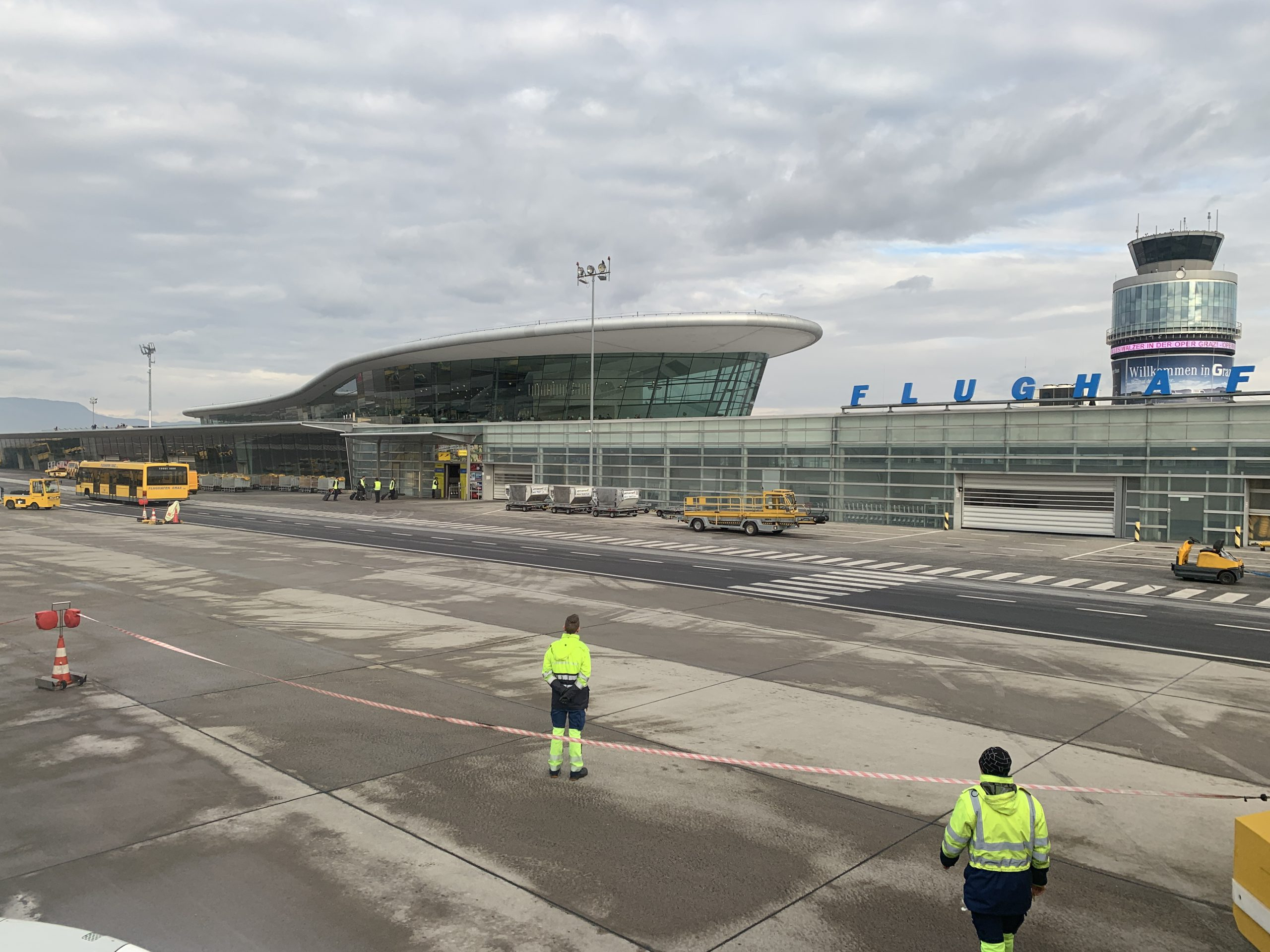 Vliegveld Graz