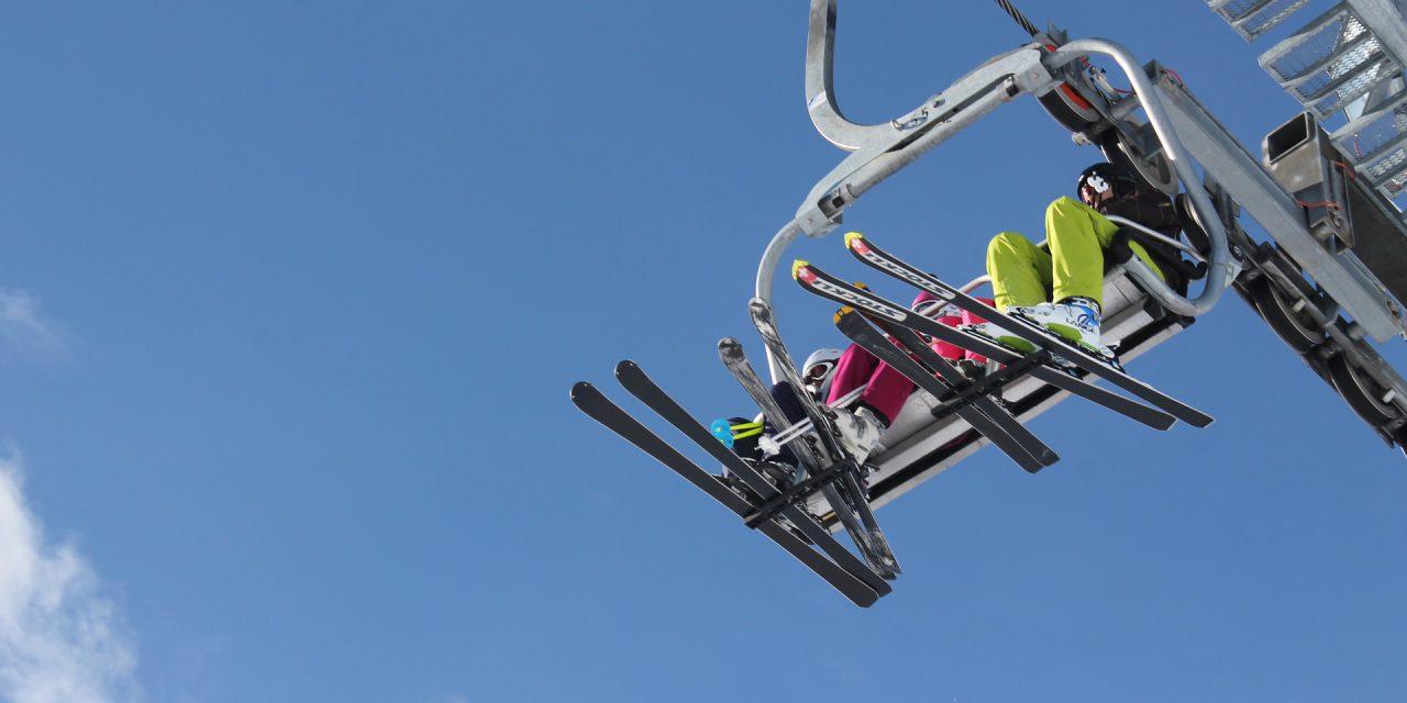 Geen wintersport tijdens de kerstvakantie