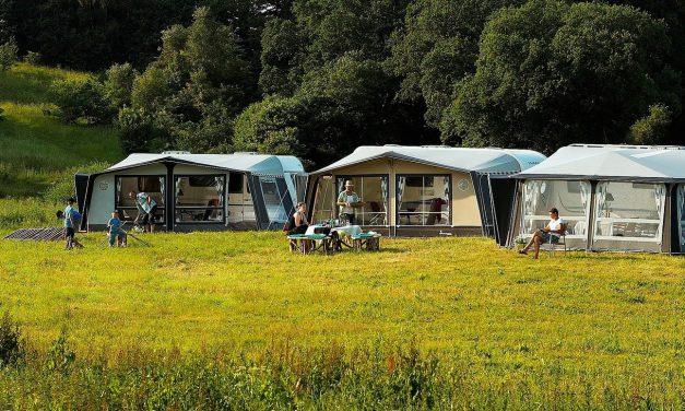 Weer heerlijk naar de camping in Frankrijk