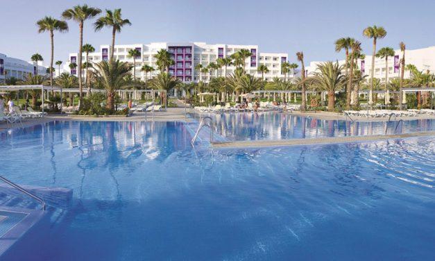Dít is het hotel van de proefvakantie op Gran Canaria