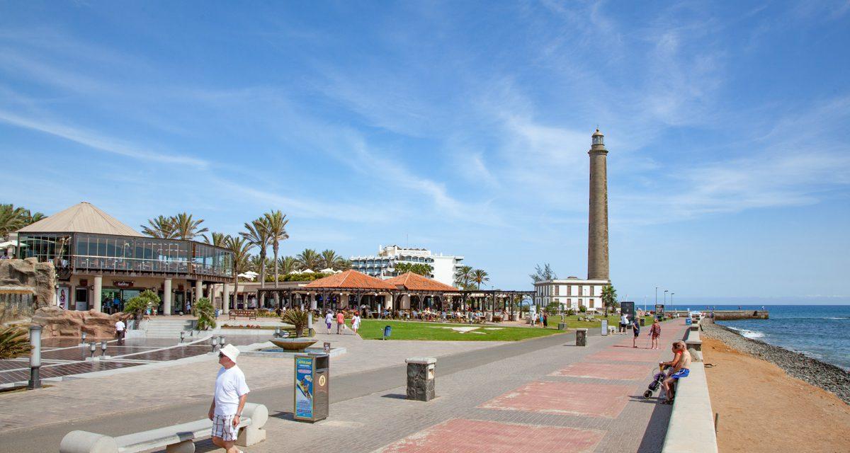 Data proefvakantie Gran Canaria bekend: 1 t/m 8 mei