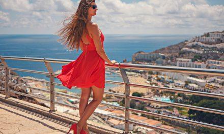 Begin mei proefreis naar Gran Canaria