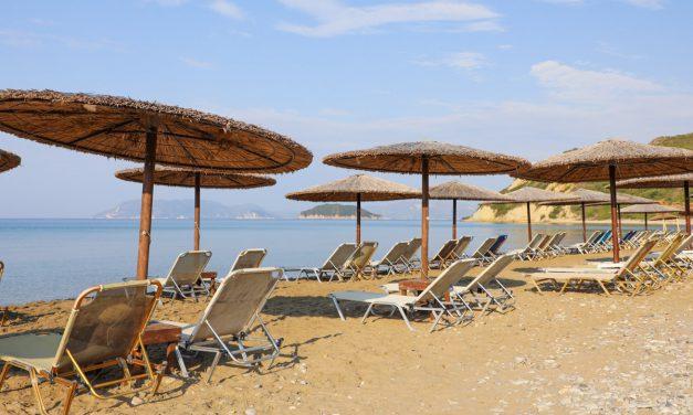 Vooral Griekse eilanden in trek