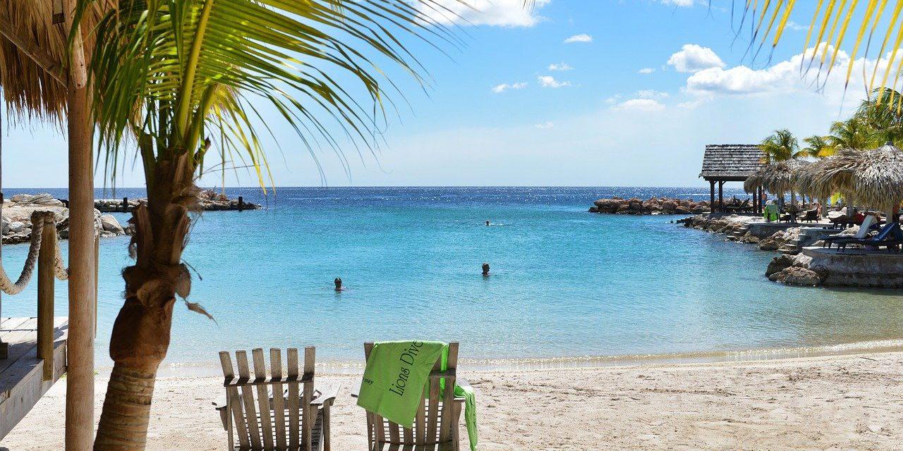 Andere warmte op Curaçao