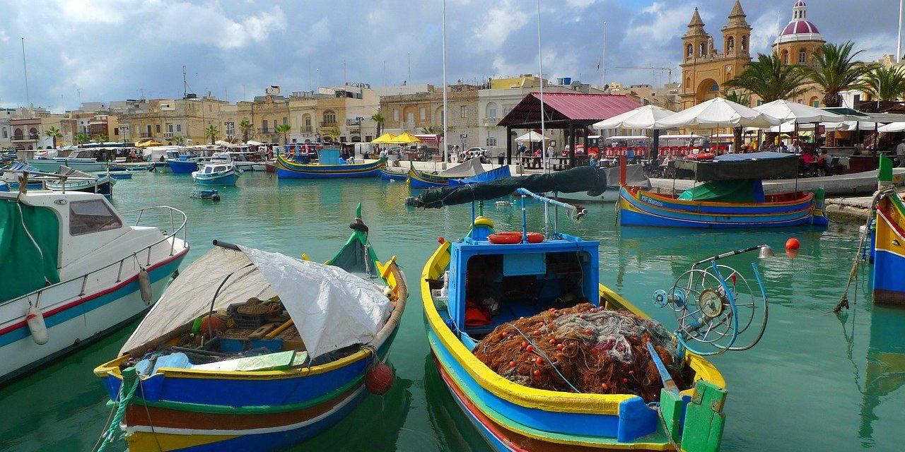 Malta als eerste Europese land op groen
