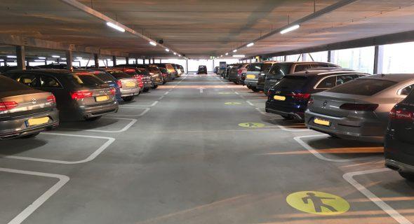 parkeren in Duitsland