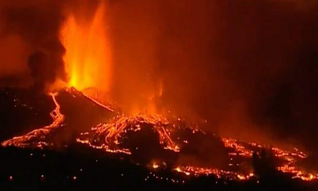 7 feiten over de vulkaanuitbarsting op La Palma